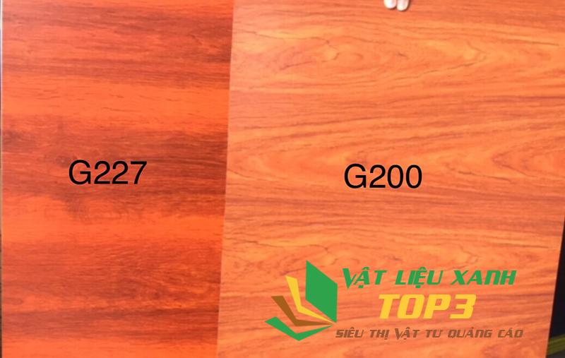Alu vân gỗ giá rẻ tại Bình Dương