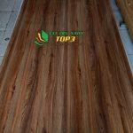 Tấm nhựa giả gỗ ốp tường màu vân gỗ tự nhiên giá rẻ