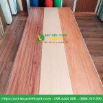 Ván nhựa giả gỗ ốp tường, giải pháp thay thế gỗ tự nhiên
